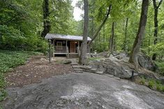 Cabin on the Rocks - A Carolina Mornings Property Airbnb Rentals, Lake Lure, Mountain Vacations, Property Search, Walk In Shower, Best Vacations, Property Management, Vacation Spots, Perfect Place