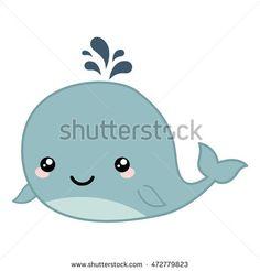 cute whale royalty free stock photography image 31128327 whale rh pinterest com Cute Cartoon Whale Cute Cartoon Whale