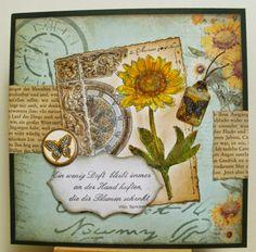 Utes kreative Seite: Sonnenblumen