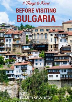 9 Things to Know Before Visiting Bulgaria, via @travelsewhere                                                                                                                                                                                 More