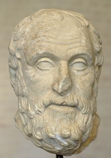 Carneades (c. 214 – 129 BCE) was an Academic skeptic born in Cyrene. By the year 159 BC, he had started to refute all previous dogmatic doctrines, especially Stoicism, and even the Epicureans whom previous skeptics had spared. As head of the Academy, he was one of three philosophers sent to Rome in 155 BC where his lectures on the uncertainty of justice caused consternation among the leading politicians.