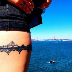There's no better way to make your city pride more permanent than with some creative ink. Wanderlusters and homebodies alike will love these cool tattoos that show off just how much people love the places they have been and lived.