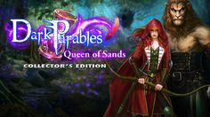 Team up with the Red Riding Hood Sisters to defeat the nightmares in Dark Parables: Queen of Sands, the ninth entry in this exciting series! #darkparable, #QueenOfSands