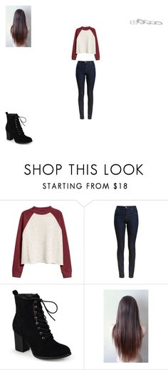 """Untitled #180"" by monroden on Polyvore featuring H&M, Barbour, Journee Collection e Kendra Scott"