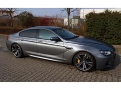 BMW M6 Gran Coupe Competition - KERAMIC-CARBON