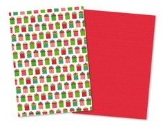 Bonus FREE papers & Christmas challenge for you!   Papercraft Inspirations