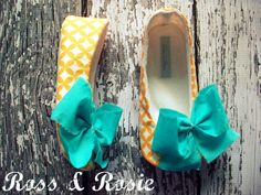 Handmade Shoes Baby and Toddler Girl Soft by rossandrosiedesigns
