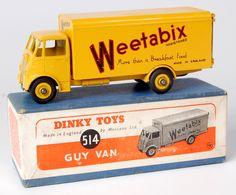 Lot 1973 - Dinky, 514 Guy van
