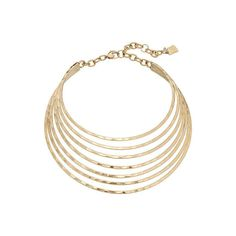 BaubleBar Women's 'Dressage' Collar Necklace – Djewelrytrend