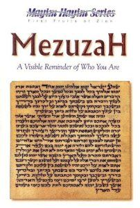 An awesome, concise book on the Mezuzah from a Messianic point of View. OOP on Amazon, but available through ffoz.org