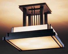 Frank Lloyd Wright style