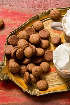 Kruidnoten bakken - recept - Rutger Bakt