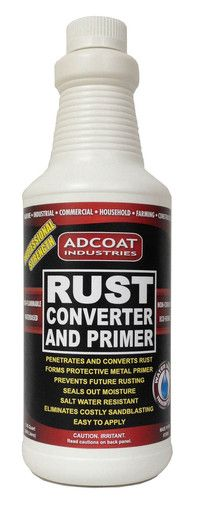Rust Converter and Primer: Quart -- Transforms Rust into a Paintable Surface! Shocking Facts, Rust, Surface, How To Apply, South Florida, Cancer, Bar, Wallpaper, Painting
