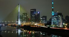 Sao Paulo - Brasil by F.Hermini, via Flickr