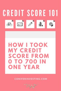 credit repair tips. how i raised my credit score from 0 to 700 in one year. three ways to build your credit score