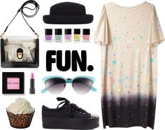 """""""Fun."""" by ctodtims ❤ liked on Polyvore"""