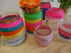 """Kinderactiviteit/knutselen. Workshop """"Lol met wol"""" voor kinderen. Idee en verzorging door Knutselkantine.nl: frisse, creatieve workshops"""