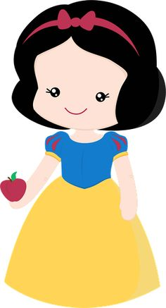 Gallery of Im 225 Genes De Princesas Beb 233 Im 225 Genes Para Peques ~ Baby Blanca Nieves Princess Party, Little Princess, Snow White Birthday, Cute Clipart, Cute Images, Princesas Disney, Felt Crafts, Paper Dolls, Fairy Tales