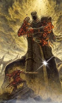 Dark Fantasy Art, Fantasy Artwork, Dark Art, Dark Souls Lore, Art Dark Souls, Dark Souls 3 Dlc, Fantasy Character Design, Character Art, Illustration Mode