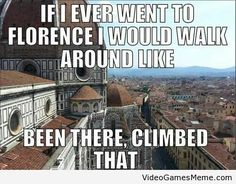 Thanks Assassins Creed! - http://www.videogamesmeme.com/memes/thanks-assassins-creed/