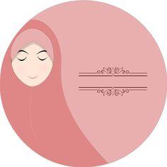 Hijab Hijab Drawing Source : by essakura Islamic Images, Islamic Pictures, Hijab Logo, Crown Illustration, Hijab Drawing, Islamic Posters, Notebook Doodles, Anime Muslim, Hijab Cartoon