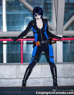 Domino cosplay by PureLight