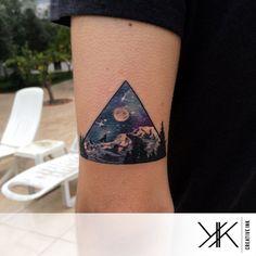 Amazing Watercolor Tattoos by Koray Karagözler | The Dancing Rest http://thedancingrest.com/2015/01/27/amazing-watercolor-tattoos-by-koray-karagozler/