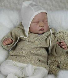 diy realistic handmade baby doll newborn