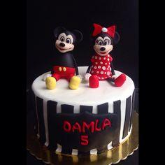 Mickey and Minnie go glutenfree