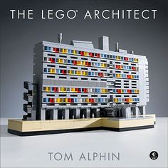 The LEGO Architect  The LEGO Architect will take you (and kids 10 years+) on a tour through the history of architecture featuring LEGO models. From Art Deco to High Tech buildings, this full-color, hardcover book also includes instructions for 12 models you can make yourself.