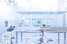 Stock Photo : laboratory
