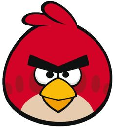 Angry Birds Go Game News is about angry birds games which is totally thrilling for mobile devices. Angry birds wants to finish their enemy completely because they want food and pig which is enemy of birds, finish the bird's food. Cumpleaños Angry Birds, Red Angry Bird, Festa Angry Birds, Bird Drawings, Easy Drawings, Drawing Birds, Drawing Drawing, Angry Bird Pictures, Angry Birds Characters