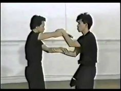 Very good Wing Chun Sticky hand technique with Sifu Chow, - YouTube