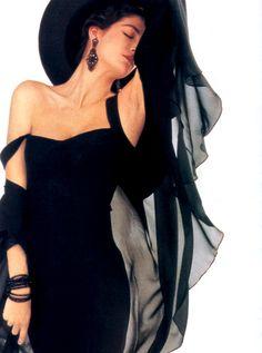 Chloé, Elle magazine, April 1988.