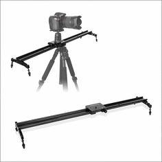COOCHEER Aluminum DSLR Camera Slider
