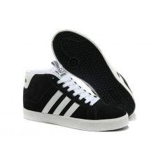 e08e9926689 Køligt Adidas Vlneo Hoops Mid Shoes Sort Hvid Herre Skobutik | Købe Adidas  Vlneo Hoops Mid