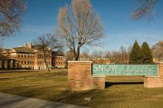 TAKE A TRIP TO THE SNOW COLLEGE CAMPUS WHERE MOMMY & DADDY MET.
