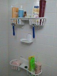 3m shower caddy