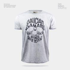 Tshirt Galician Samain