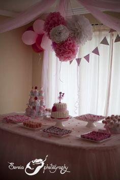 Pink Ballerina Birthday Bash