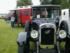 Austin 6 at Old Classic Cars Vintage Cars, Antique Cars, Old Classic Cars, Good Ole, Caravans, 1920s, History, Campers, Trailers