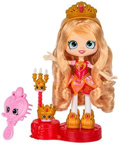 Shopkins Shoppies Party Dolls - Tiara Sparkles (Princess Party)