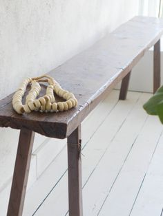 Indonesian Bench in store @LivedIn Coogee Coogee