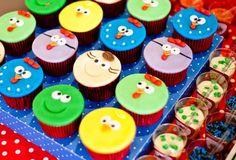 Lindos estes cupcakes, não?