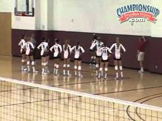 The Stanford University Head Women's Volleyball Coach presents blocking drills in the instructional volleyball DVD All Access Stanford Women's Volleyball Pra. Volleyball Training, Volleyball Passing Drills, Spike Volleyball, Volleyball Practice, Soccer Workouts, Volleyball Workouts, Volleyball Quotes, Coaching Volleyball, Women Volleyball