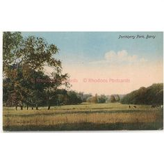 Wales - Porthkerry Park, Barry Glamorganshire - Valentines Early 1900's Postcard Listing in the Glamorganshire,Wales,Topographical,Postcards,Collectables Category on eBid United Kingdom | 145868740