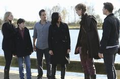 Finally back in Storybrooke, everyone wonders if they can trust Felix to behave himself.