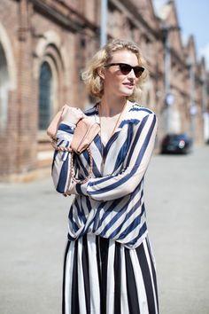 Street Style- Mercedes-Benz Fashion Week Australia 2013