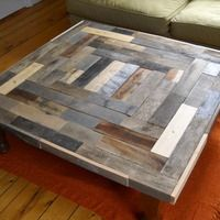 coffee table - pallets