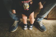 Ideia de foto pai & filho. Família | Claudine R. Fotografia